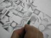 Grafit ... in Arbeit