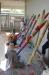 Kids bunt und spitz (Pfähle)