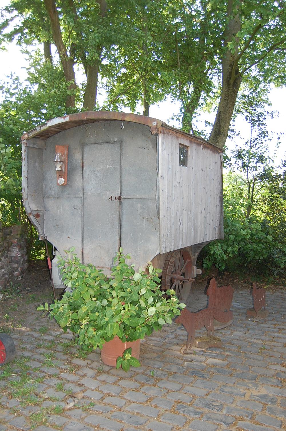 Schäferwagen