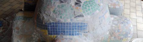 Mosaik legen